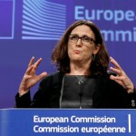 European Trade Commissioner Cecilia Malmstrom